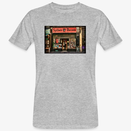 Spillers Records Shop - Men's Organic T-Shirt