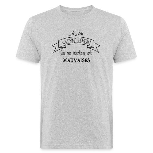 Je jure solennellement - T-shirt bio Homme