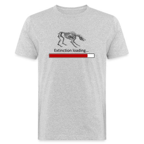 Extinction - T-shirt bio Homme