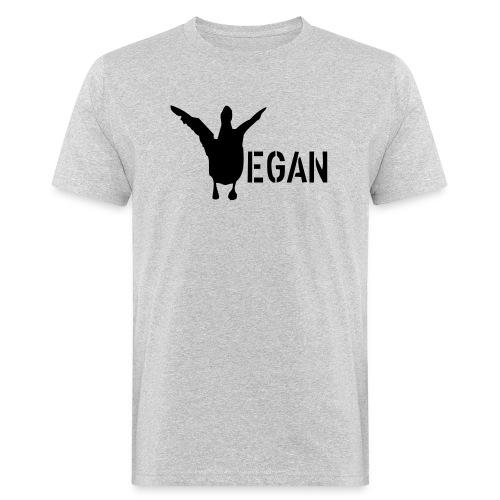 venteklein - Männer Bio-T-Shirt