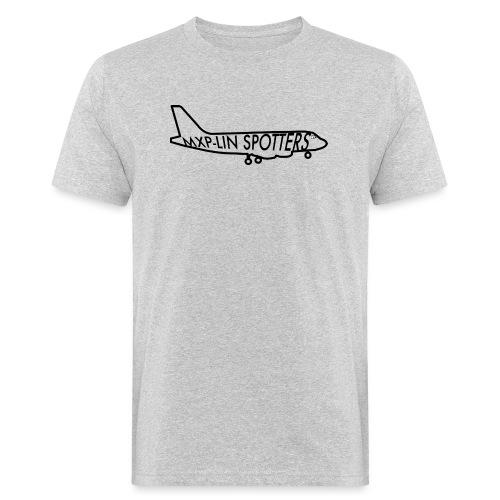 mxp lin shirt 18 - T-shirt ecologica da uomo