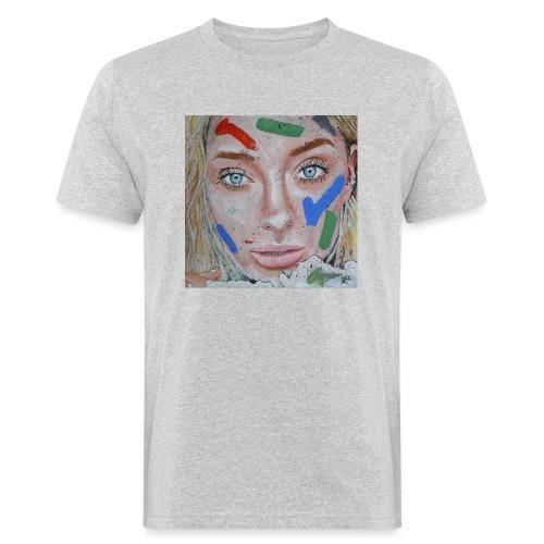 Anna - T-shirt ecologica da uomo
