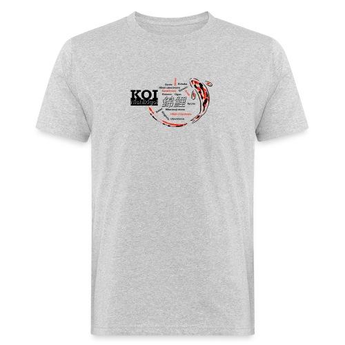 Koi - Männer Bio-T-Shirt