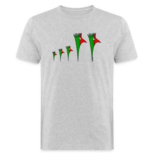 Galoloco - Família3 - Männer Bio-T-Shirt