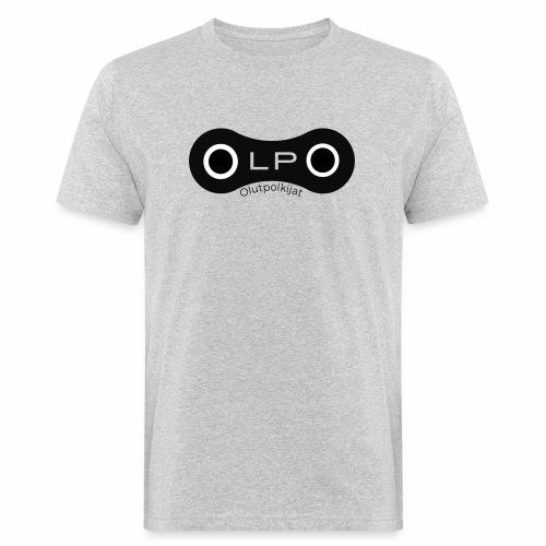 OLPO - Miesten luonnonmukainen t-paita