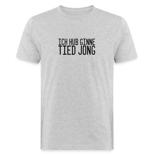 Ginne tied - Mannen Bio-T-shirt