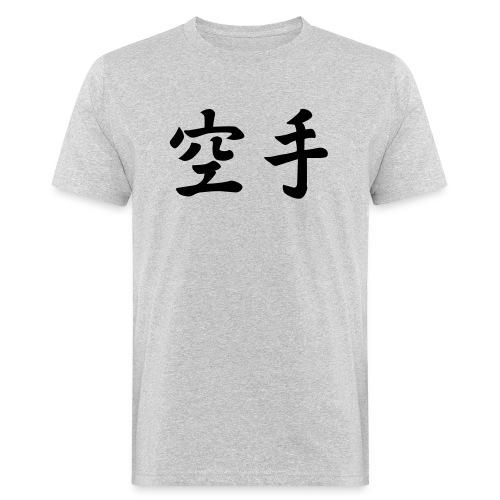 karate - Mannen Bio-T-shirt