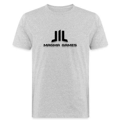 Magma Games muismatje - Mannen Bio-T-shirt