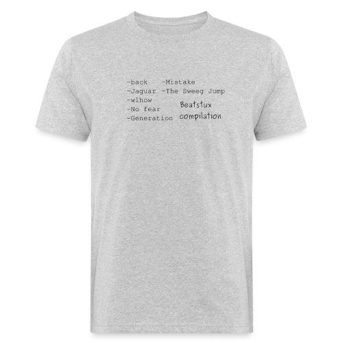 Beatstux compilation - T-shirt ecologica da uomo