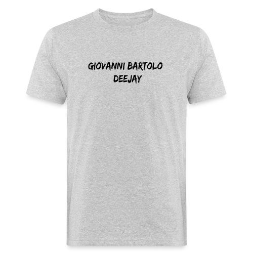 Giovanni Bartolo DJ - T-shirt ecologica da uomo