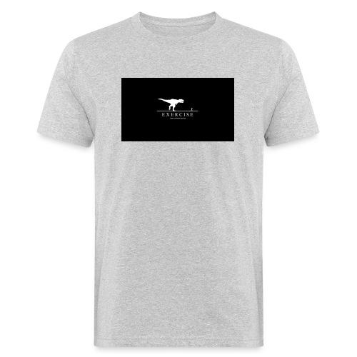 dino - Mannen Bio-T-shirt