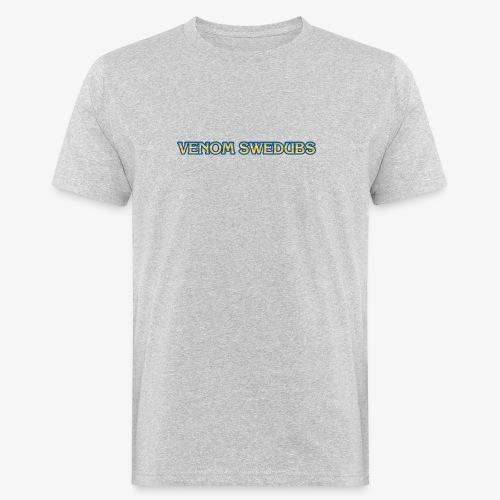 VenomSwedubs - Logga Capcom - Ekologisk T-shirt herr
