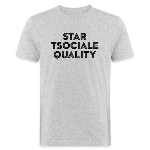 Start Social Equality - Men's Organic T-Shirt