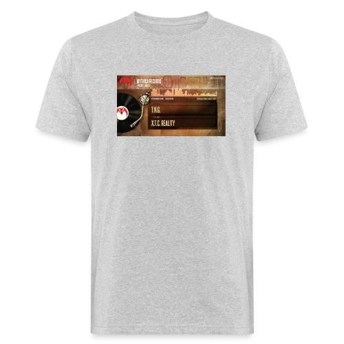 T.N.G. - X.T.C. Reality - Mannen Bio-T-shirt