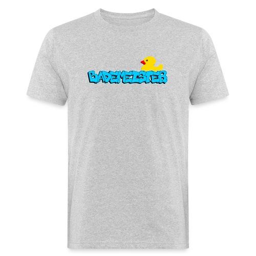 Bademeister - Männer Bio-T-Shirt