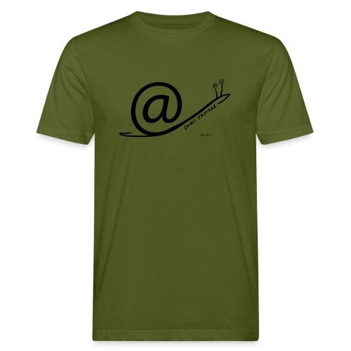 Snail Express - T-shirt ecologica da uomo