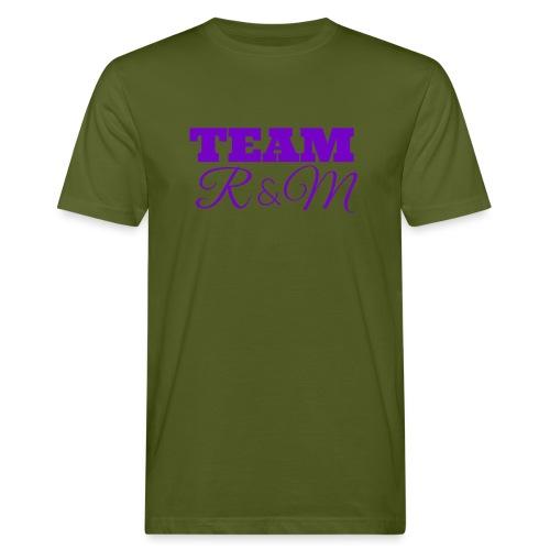 Team R N M Purple, M - Men's Organic T-Shirt