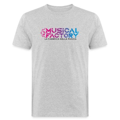Musical Factory Sign - T-shirt ecologica da uomo