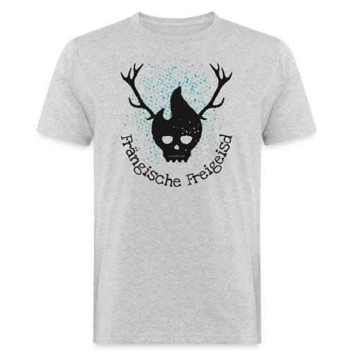 Frängische Freigeisd - Männer Bio-T-Shirt