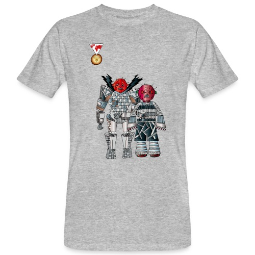 Trashcans - Männer Bio-T-Shirt