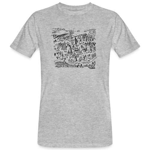 winters bos - T-shirt bio Homme