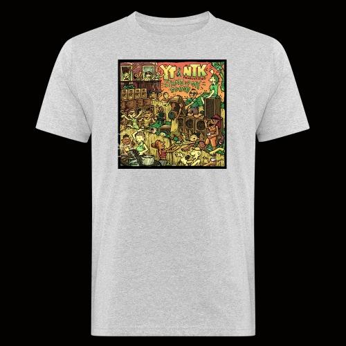 String Up My Sound Artwork - Men's Organic T-Shirt