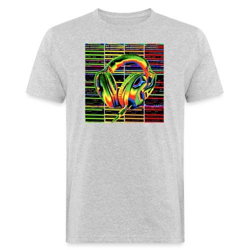 Casque discothèque 2 - T-shirt bio Homme