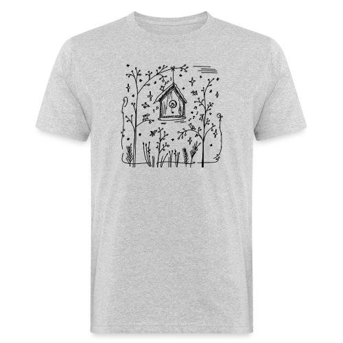 Vogelhuisje - T-shirt bio Homme