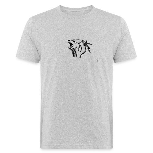 wolf - Ekologisk T-shirt herr