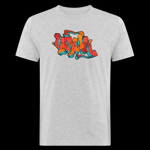 Hawk Print - Männer Bio-T-Shirt
