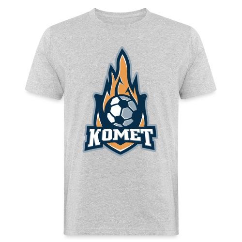 Komet - Männer Bio-T-Shirt