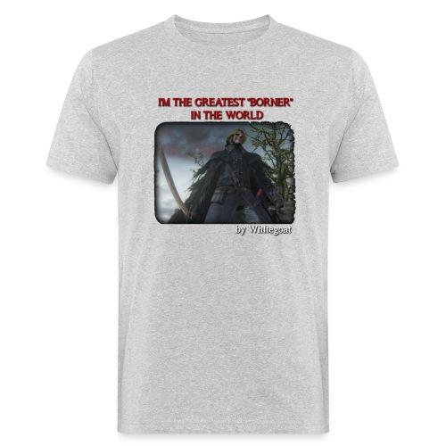 BERTOLDO SHIRT CROP png - T-shirt ecologica da uomo