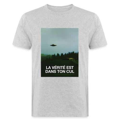 LA VÉRITÉ - T-shirt bio Homme