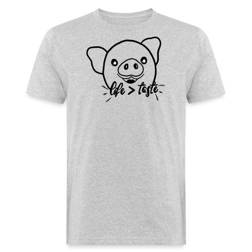Cute Pig - Men's Organic T-Shirt