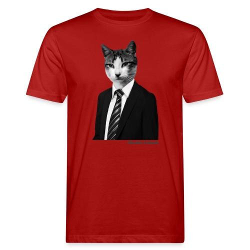 catsuit - Männer Bio-T-Shirt