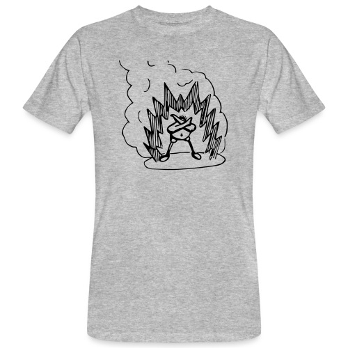 Whos A Chicken? - Men's Organic T-Shirt