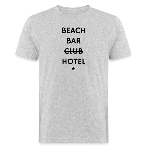Nightlife - Men's Organic T-Shirt