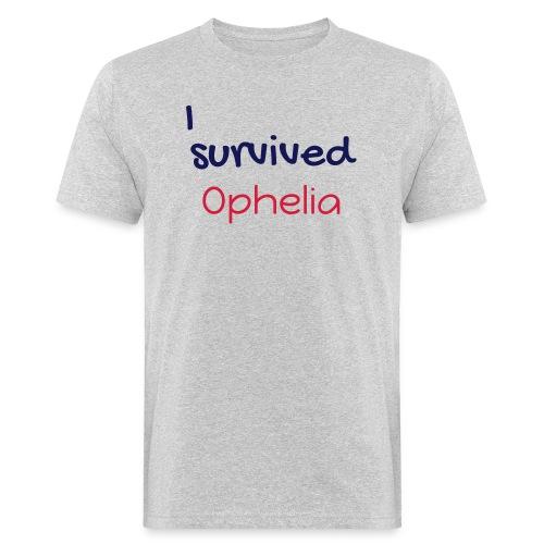 ISurvivedOphelia - Men's Organic T-Shirt