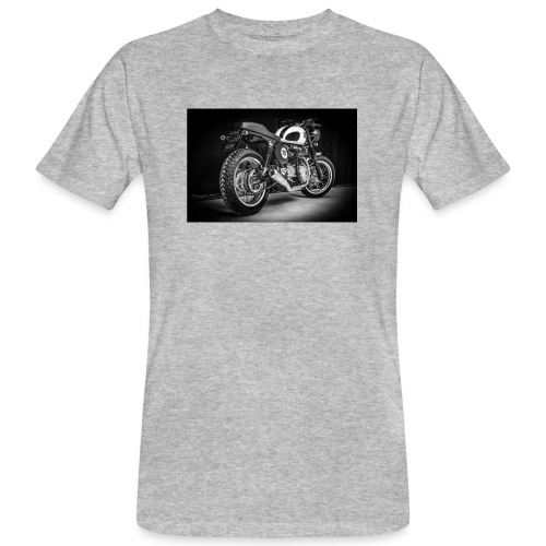 Monia's Thruxton 'Performance Scrambler' - Men's Organic T-Shirt