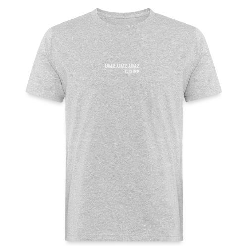 Techno - Männer Bio-T-Shirt