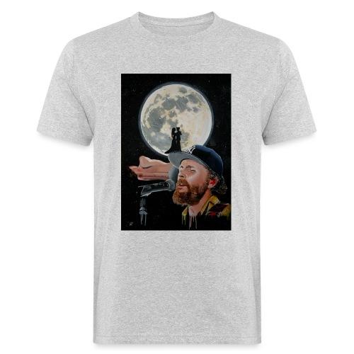 Chiaro di Luna - T-shirt ecologica da uomo