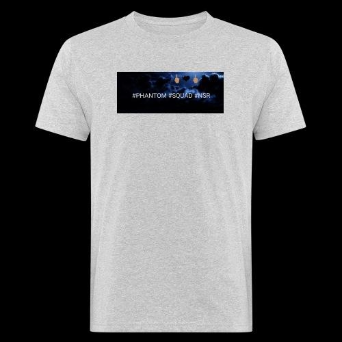 #PHANTOM #SQUAD #NSR Shirt - Männer Bio-T-Shirt
