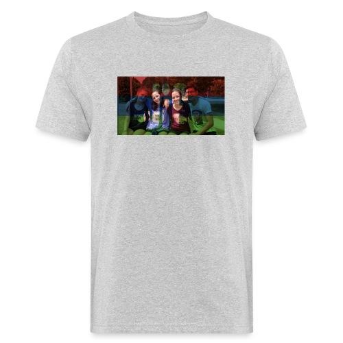 PV-Bike Trip Propaganda - Männer Bio-T-Shirt