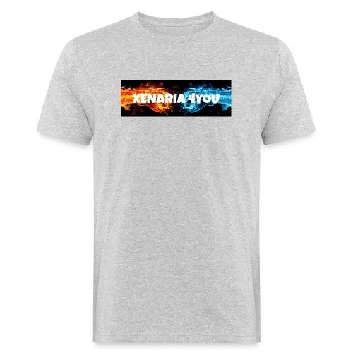 Kolekcja początkowa - Ekologiczna koszulka męska