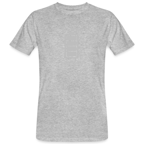 Invisible Gym Design - Men's Organic T-Shirt