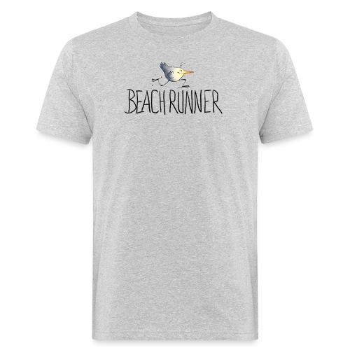 beachrunner - Männer Bio-T-Shirt
