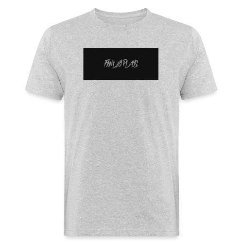 Finley plays merch - Men's Organic T-Shirt