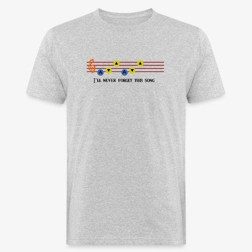 Ocarina Song - T-shirt bio Homme