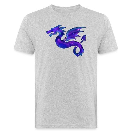Drago - T-shirt ecologica da uomo