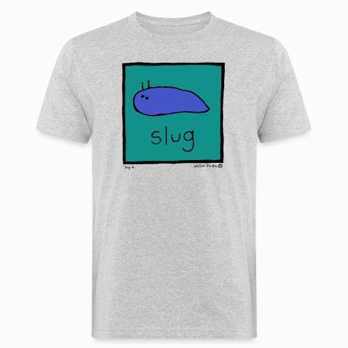 slug - Men's Organic T-Shirt